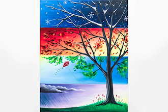 Paint Nite: Seasons Change II