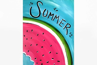 Paint Nite: Slice of Summer II