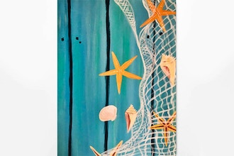 Paint Nite: Starfish Dock