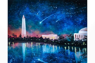 Paint Nite: Starry DC Night III