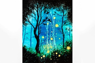 Paint Nite: There Is Magic