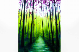 Paint Nite: Walk In The Forest