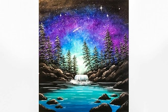 Paint Nite: Worlds Without End