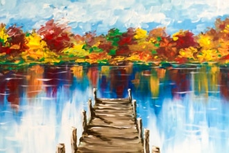 Autumn at the Dock II