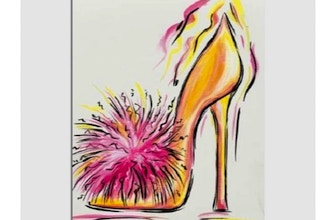 All Ages Paint Nite: Party Pumps