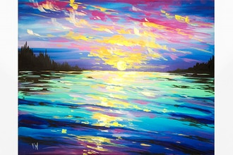 Paint Nite: Peaceful Place