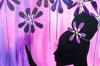 Paint Nite: Queen of the Daisies