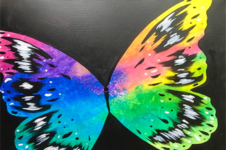 Rainbow Flutter (Ages 6+)