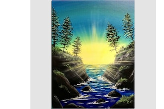 Paint Nite: Rivers End