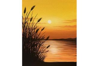 Paint Nite: Golden Sundown