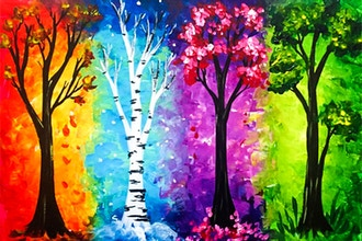 Paint Nite: Seasons II