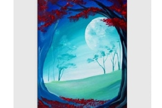 Paint Nite: Soñando