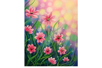 Paint Nite: Spring Radiance