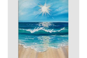 Paint Nite: Starlight Beach