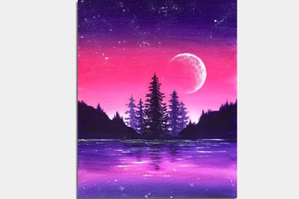 Paint Nite: Starry Light