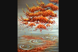 Paint Nite: Sugar Maple Reflection