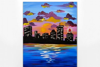 Paint Nite: Summer Sunset Boston