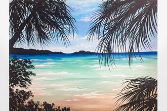 Paint Nite: Take Me Away III