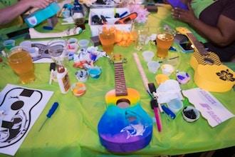 Paint Nite Innovation Labs: Uka-play-me II