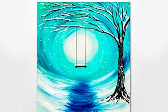 Paint Nite: Whimsical Winter II