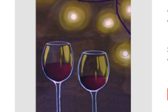 Paint Nite: Wine for Two