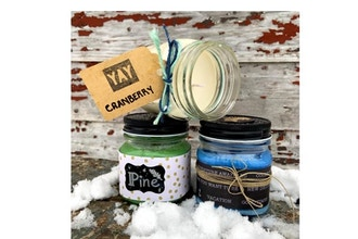 Candle Maker: Winter Scents & More
