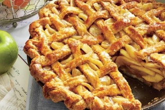 Virtual: Bake the Best Apple Pie & Sip an Apple Martini