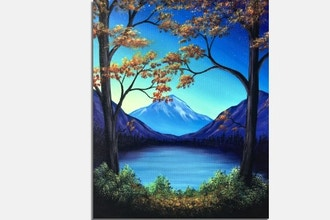 Paint Nite: Autumn Lookout