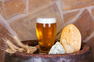 Virtual Guided Beer & Cheese Pairing Event