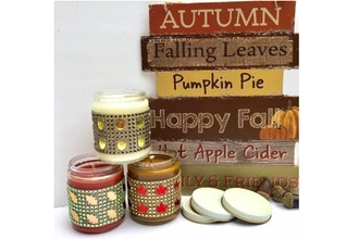 Candle Maker: Candle Making Fall Scents - Set of 3