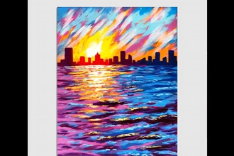 Paint Nite: City On The Water