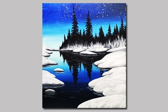 Paint Nite: Cold River