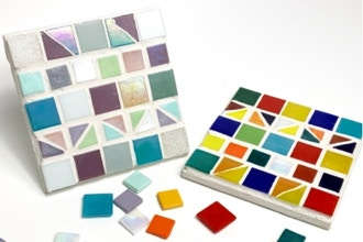 Paint Nite Innovation Labs: Design your Mosaic Coasters
