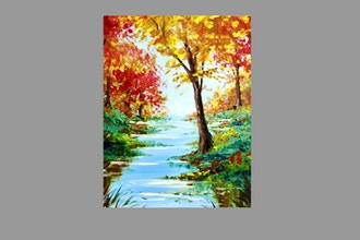 Paint Nite: Forever Fall