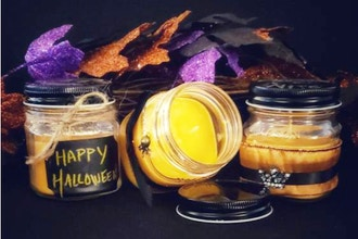 Candle Maker: Halloween Candles I
