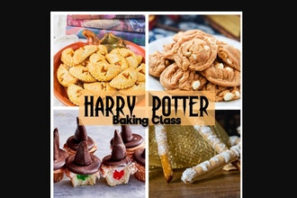 Virtual Harry Potter Baking Class (with Trivia!)