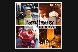 Virtual Harry Potter Cocktail Making