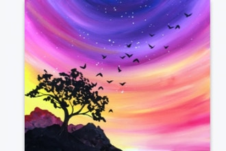 Paint Nite: Into The Night II