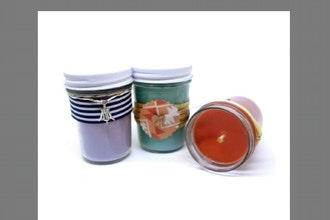 Candle Maker: Jelly Jars Trio