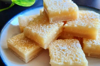 Virtual Baking: Crescendo Confections - Lemon Squares