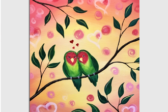 Paint Nite: Lover Birds