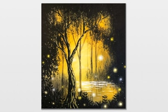 Paint Nite: Magical Forest II