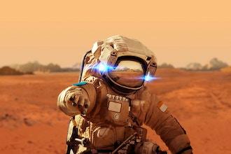 Pub Talks: Mission to Mars