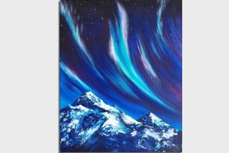 Paint Nite: Northern Lights Peak