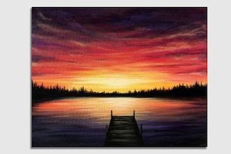 Paint Nite: Quiet Evenings