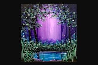 Paint Nite: Secret Shallows