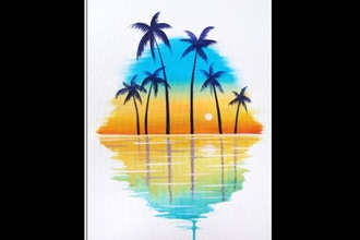 Paint Nite: Summer Serenity
