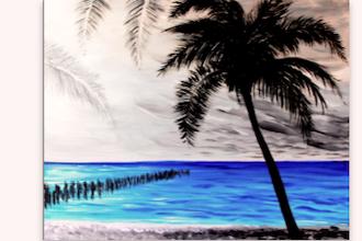 Paint Nite: The Ocean Blue