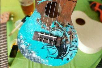 Paint Nite Innovation Labs: Uka-play-me