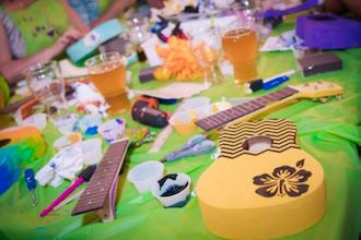Paint Nite Innovation Labs: Uka-play-me III